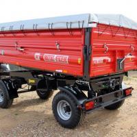Remorcă agricolă Metal-Fach T 710/1 oferta Utilaje agricole