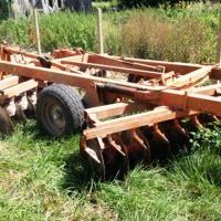 Disc agricol 28  talere JEAN DE BRU  oferta Utilaje agricole