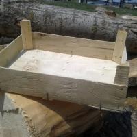 Ambalaje din lemn de plop pentru fructe si legume - ladita lemn oferta Ambalaje