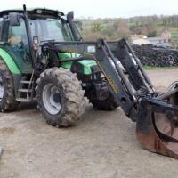 Vand Tractor Deutz-Fahr AGROTRON 85 MK3 oferta Utilaje agricole