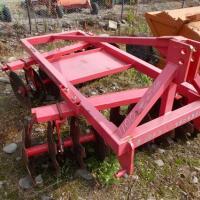 Disc agricol Wirax purtat, avand latime de lucru 1.9 metri oferta Utilaje agricole