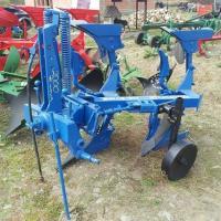 Plug reversibil 2 trupite Rabewerk, oferta Utilaje agricole