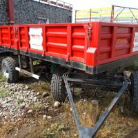Remorca - 5t instalatie electrica oferta Agricultura ecologica