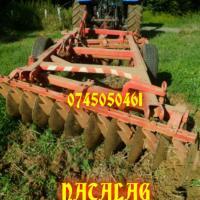 Disc agricol 20 talere,V oferta Utilaje agricole