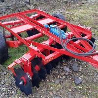 Disc agricol Wirax tractat, avand latime de lucru 2.2 metri oferta Utilaje agricole