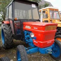 Tractor agricol Fiat Someca, cu cabina. oferta Utilaje agricole