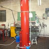 Filtru ionic pentru purificare biodiesel 1 200-5 000 l/24h oferta Utilaje agricole