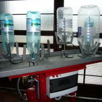 Instalatie de dezinfectat si spalat sticle oferta Utilaje agricole