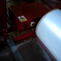 Masina de ambalat (baxat) in folie termocontractibila oferta Utilaje agricole