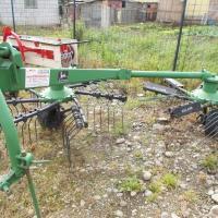 Grebla de fan rotativa cu 2capuri oferta Utilaje agricole