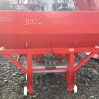 Masina de imprastiat azot purtata de 1200 litri oferta Utilaje agricole