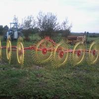 Grebla de strans fan cu 9 capuri oferta Utilaje agricole