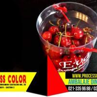 Ambalaje capsuni, fructe Process Color oferta Ambalaje