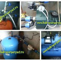Hidroforul nu functioneaza? Reparatii hidrofoare Ilfov Poza