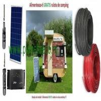 Sistem iluminat fotovoltaic pt rulota sau stupina  oferta Diverse