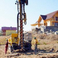 Executam foraje geotermale pentru pompe de caldura in toata tara Poza