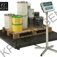 Cantar platforma 1500x2000 mm oferta Utilaje agricole