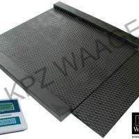 Cantar platforma cu rampa 1250x1500 mm Poza