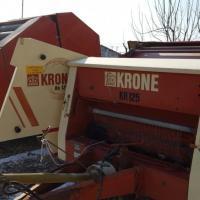 Presa de balotat KRONE KR 125 oferta Utilaje agricole