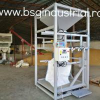 Sistem de insacuit saci Big-Bags oferta Utilaje agricole