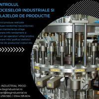 Control utilaje de productie oferta Diverse