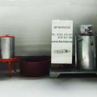 Linie completa procesare suc de fructe  Poza