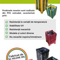Cosuri pentru gunoi Colectia Rustic pvc oferta Diverse