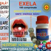 SUPLIMENT ALIMENTAR EXELA Poza