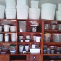 Galeti,cutii si caserole din plastic Poza