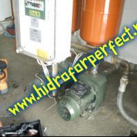 Reparatii hidrofoare la domiciliul clientului, zona Ilfov. Poza