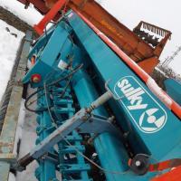 Semanatoare paioase Sulky 4 metri cu discuri Poza