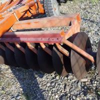 Disc agricol Jean de Bru 3,5 metri  Poza