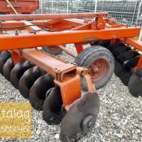 Disc agricol 3,5 metri HUARD 32 talere  Poza
